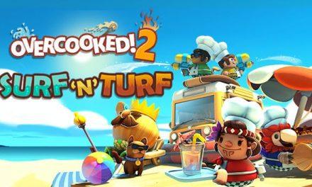 Overcooked! 2 – Surf 'n' Turf
