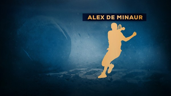 Tennis World Tour – Alex De Minaur