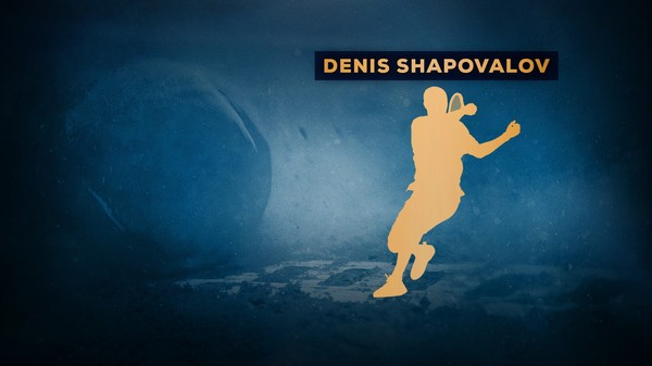 Tennis World Tour – Denis Shapovalov
