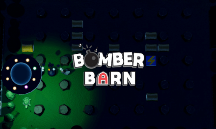 Bomber Barn – Alienware Arena Map