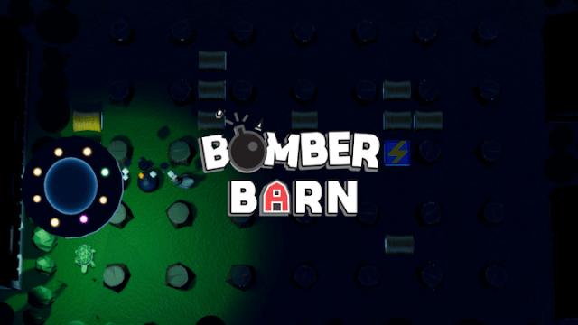 Bomber Barn – Alienware Arena Map