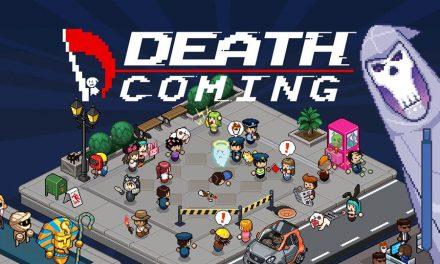 Death Coming/死神来了