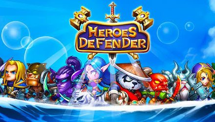 Defender Heroes Premium: Castle Defense – Epic TD