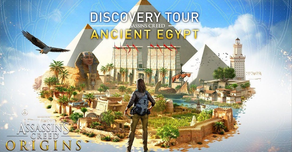 Discovery Tour by Assassin's Creed: Ancient Egypt