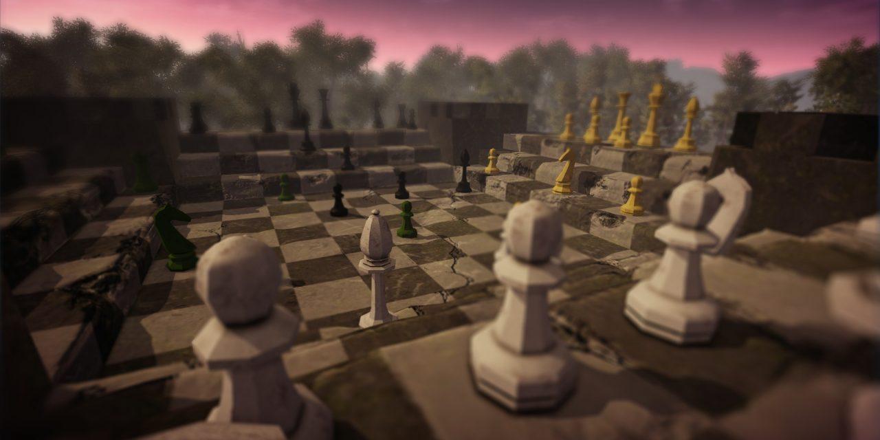 Four Kings One War – Virtual Reality