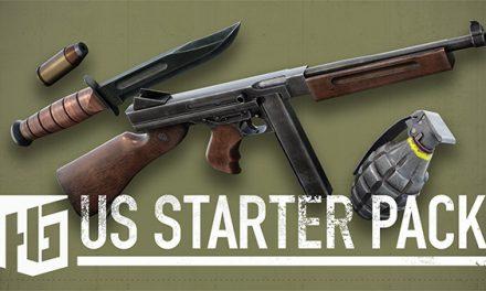Heroes & Generals Starter Pack