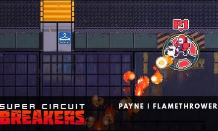 SUPER CIRCUIT BREAKERS – PAYNE