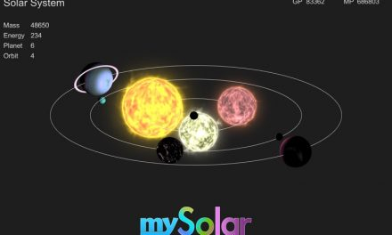 mySolar – Build your Planets
