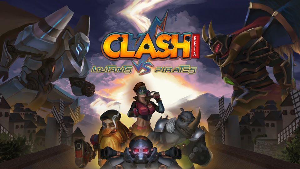 Clash: Mutants vs Pirates Game Pack Key